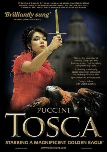 Tosca flyer front